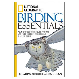 photo: National Geographic Birding Essentials plant/animal identification guide