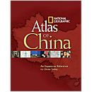 National Geographic Atlas of China - Hardcover