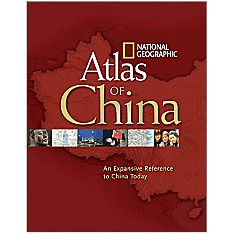 Atlas of China - Hardcover, 2007
