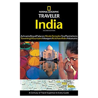 photo: National Geographic Traveler India international guidebook
