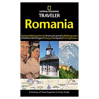 photo: National Geographic Traveler Romania international guidebook