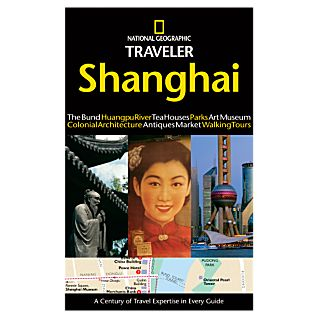 photo: National Geographic Traveler Shanghai international guidebook