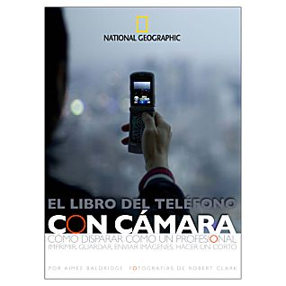 The Camera Phone Book, Spanish Edition
