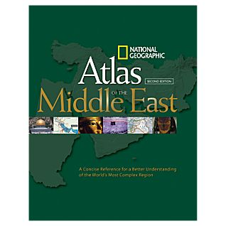 photo: National Geographic Atlas of the Middle East international guidebook