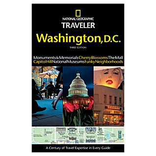 Washington D.C., 3rd Edition