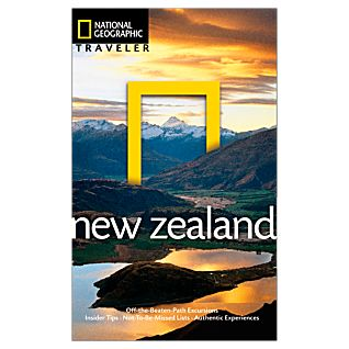 National Geographic Traveler New Zealand