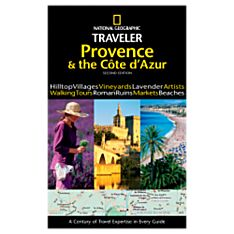 Provence and the Cote d'Azur, 2nd Edition, 2008
