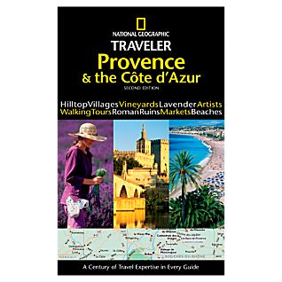 National Geographic Traveler Provence and the Cote d'Azur