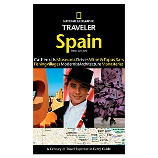 photo: National Geographic Traveler Spain international guidebook