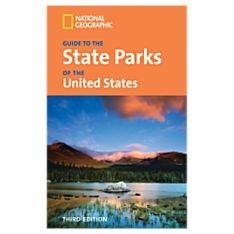 Guide to the State Parks of the United States, 3rd Edition, 2008