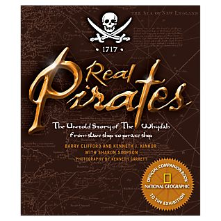 View Real Pirates: The Untold Story of the Whydah from Slave Ship to Pirate Ship image