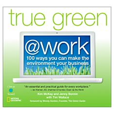 True Green At Work - 9781426202636