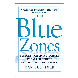 The Blue Zones - Hardcover
