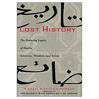 Lost History - Softcover