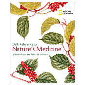 Desk Reference to Nature's Medicine - Softcover