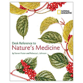 View Desk Reference to Nature's Medicine - Softcover image