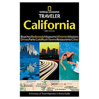 photo: National Geographic Traveler California us pacific states guidebook