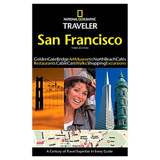 National Geographic Traveler San Francisco