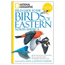 Books of Bird Species in North America
