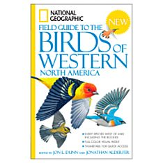 Field Guide to the Birds of Western North America, 2008