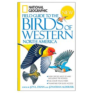 View National Geographic Field Guide to the Birds of Western North America image