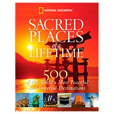 Sacred Places of a Lifetime, 2008