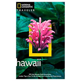 photo: National Geographic Traveler Hawaii international guidebook