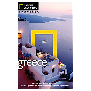 photo: National Geographic Traveler Greece international guidebook