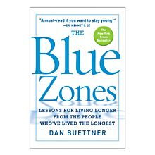 The Blue Zones - Softcover, 2009