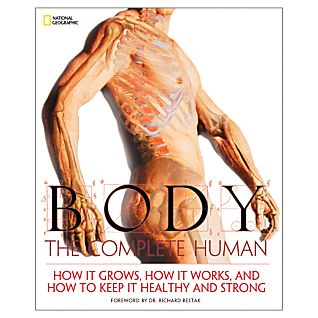 View Body: The Complete Human - Softcover image
