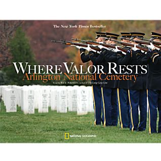 Where Valor Rests - Softcover