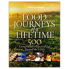 Food Journeys of a Lifetime, 2009