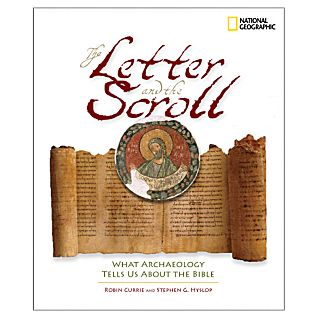 View The Letter and the Scroll image