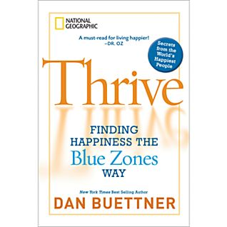 Thrive - Hardcover