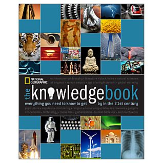 View The Knowledge Book - Softcover image
