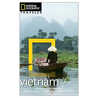 photo: National Geographic Traveler Vietnam international guidebook