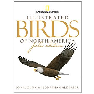 photo: National Geographic Illustrated Birds of North America plant/animal identification guide