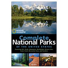 National Parks Books