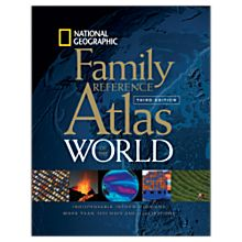 Family Reference Atlas of the World, 3rd Edition, 2009