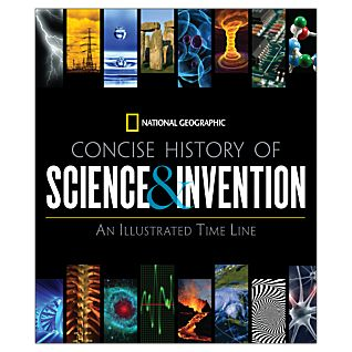 View National Geographic Concise History of Science and Invention image