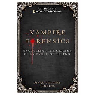 Vampire Forensics - Hardcover