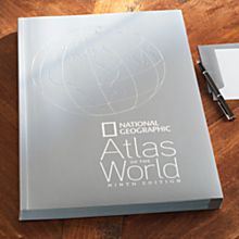 Reference Informational Books Atlas