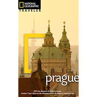 National Geographic Traveler Prague & the Czech Republic