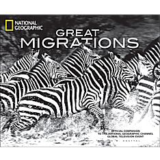Great Migrations: Official Companion Book
