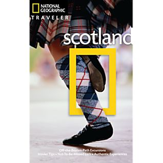 photo: National Geographic Traveler Scotland international guidebook