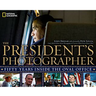 View The President's Photographer image