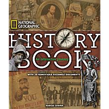 National Geographic History Book