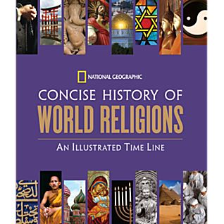 View National Geographic Concise History of World Religions image