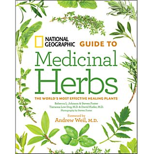 View National Geographic Guide To Medicinal Herbs image