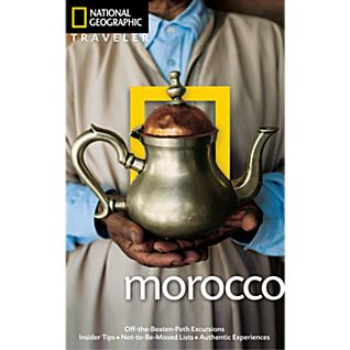 photo: National Geographic Traveler Morocco international guidebook